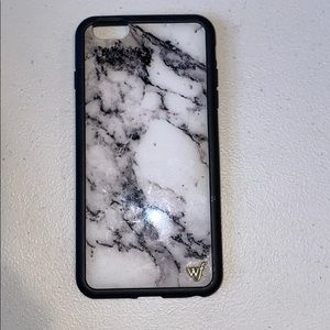 Marble wildflower case